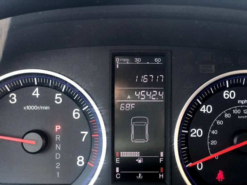 2007 Honda CR-V EX 4WD AT