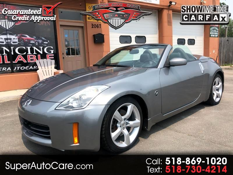 Nissan 350Z Grand Touring Coupe 2006
