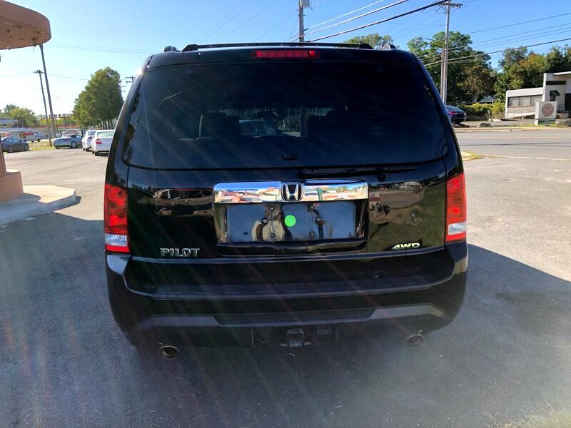Honda Pilot EX 4WD 5-Spd AT 2012