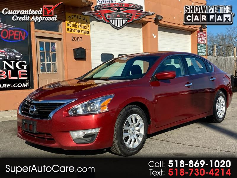 Nissan Altima 4dr Sdn I4 2.5 S 2013