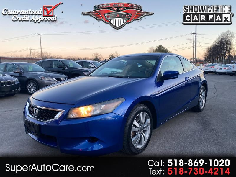 Honda Accord Coupe 2dr I4 Auto EX 2009