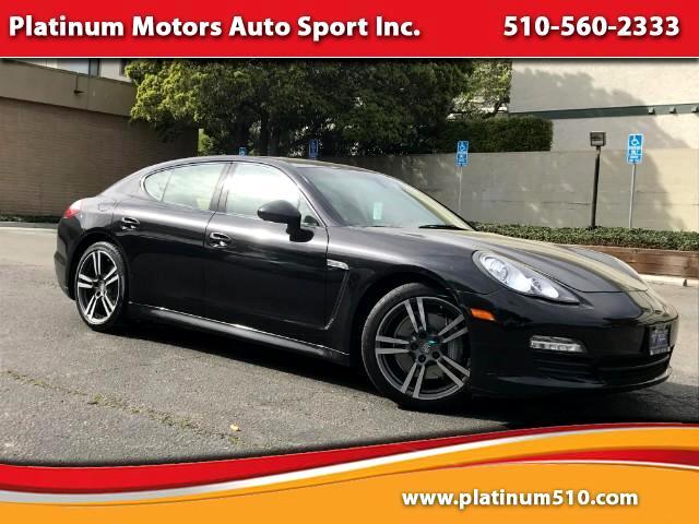 2011 Porsche Panamera Sport PKG Many Options EZ Finance Call or Text