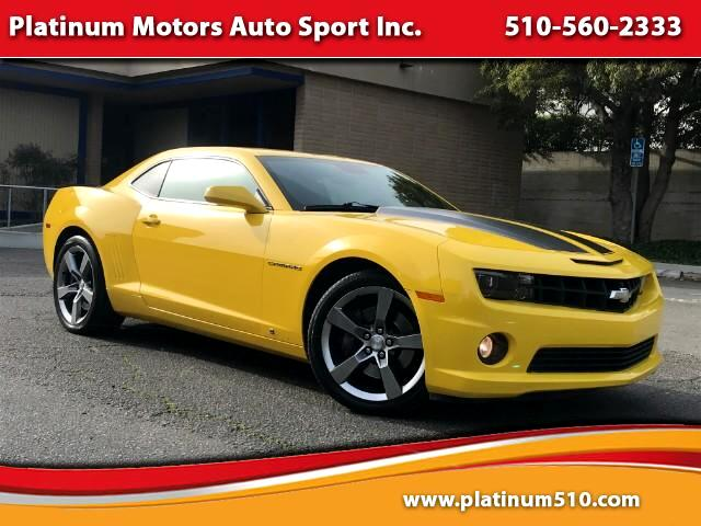2010 Chevrolet Camaro 59K Miles 6Spd What A Car We Finance Call Or Text