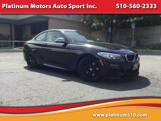 2015 BMW 2-Series M235i ~ L@@K ~ 1 CA Owner ~ M Sport PKG ~ We Finan