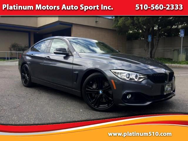 2015 BMW 4-Series Gran Coupe 435i ~ L@@K ~ 1 CA Onwer ~ Sport PKG ~ Best Buy ~
