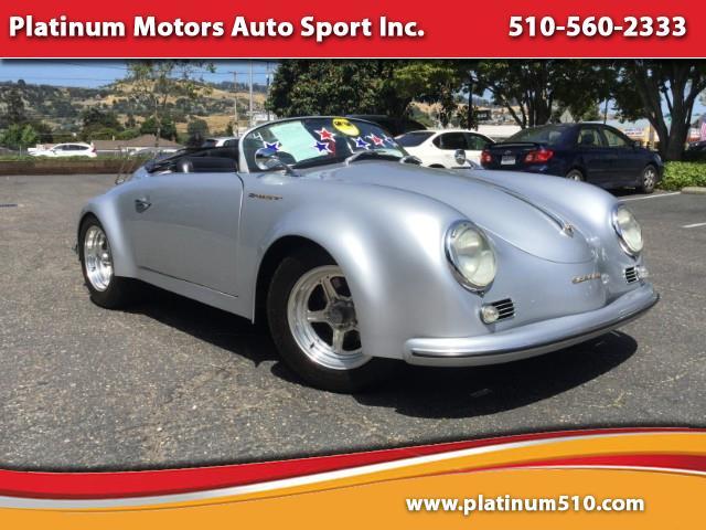 1973 Porsche Speedster ~ L@@K ~ Great Peplica Of Porshce Speedster ~