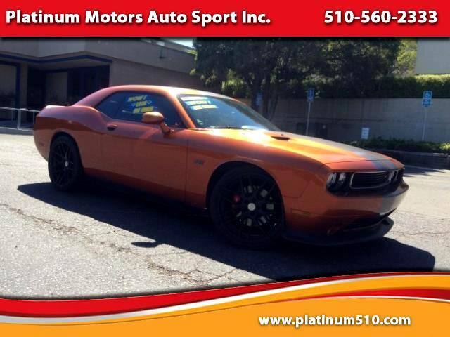 2011 Dodge Challenger SRT8 ~L@@K~ 6Spd Manual ~44K Miles ~ Orange/Black