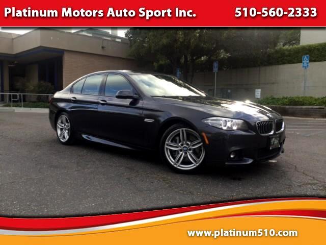 2015 BMW 5-Series 535I ~L@@K ~ 1 CA Owner ~ M Sport PKG ~ We Finance