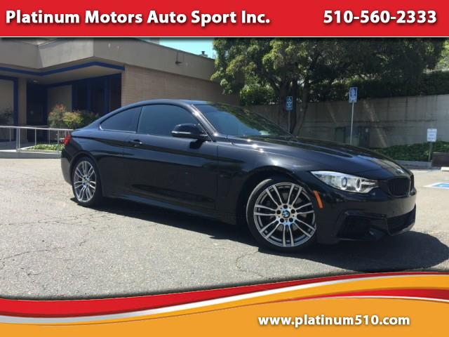 2015 BMW 4-Series 428i ~L@@K~1 CA Owner ~ M Sport PKG ~ Fully Loaded