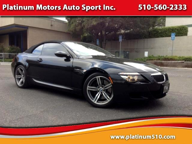 2008 BMW M6 L@@K ~ Perfect Carfax History ~ Only 59K MIles ~