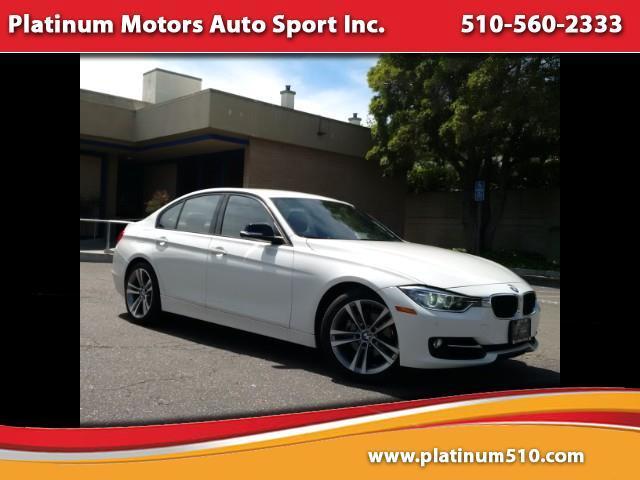 2015 BMW 3-Series 328i ~ White On Red ~ Sport PKG ~ Fully Loaded