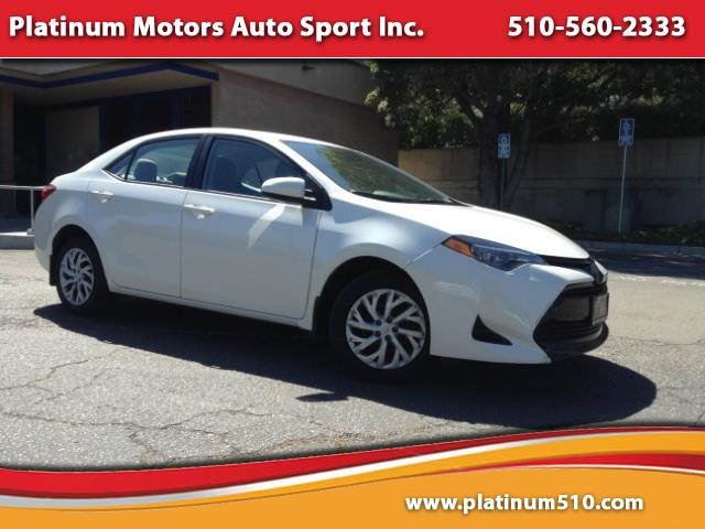 2017 Toyota Corolla LE Plus ~ L@@K ~ 1 CA Owner ~ Affordable ~ Call