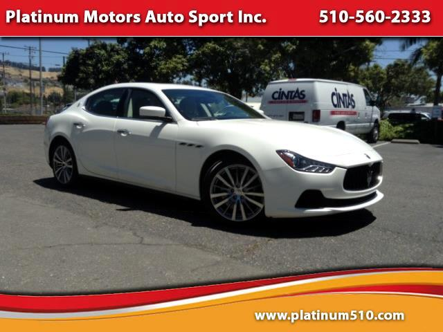 2015 Maserati Ghibli ~ L@@K ~ Just Arrived ~ One CA Owner ~ We Finance