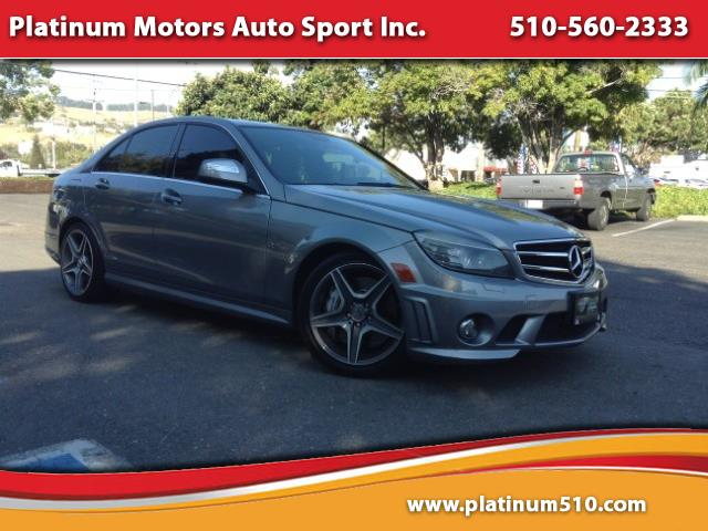 2008 Mercedes-Benz C-Class C63 AMG ~ Like New ~ Perfect Carfax History