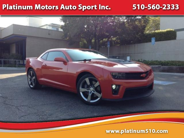2010 Chevrolet Camaro 2SS ~ L@@K ~ ZL1 PKG ~ Orange/Black ~ 59K Miles