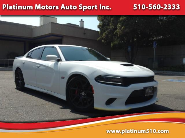 2016 Dodge Charger Scat Pack ~ One CA Owner ~ 19K Miles ~ Fully Loade