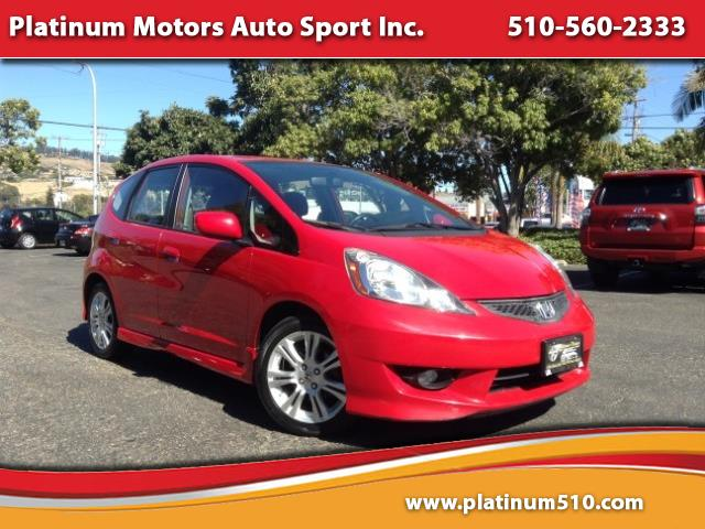 2011 Honda Fit Sport ~ WOW ~ What A Car ~ Sporty ~ Red/Black