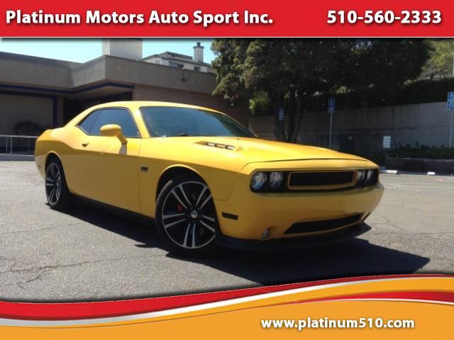 2012 Dodge Challenger SRT8 ~ L@@K ~ Only 54K Miles ~ Yellow On Black
