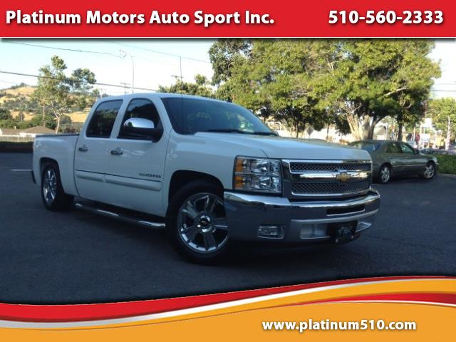 2013 Chevrolet Silverado 1500 LT Crew Cab ~ Like New ~ Only 43K Miles