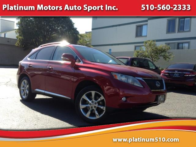 2010 Lexus RX 350 ~ L@@K ~ Immaculate Condition ~ We Finance ~ Call