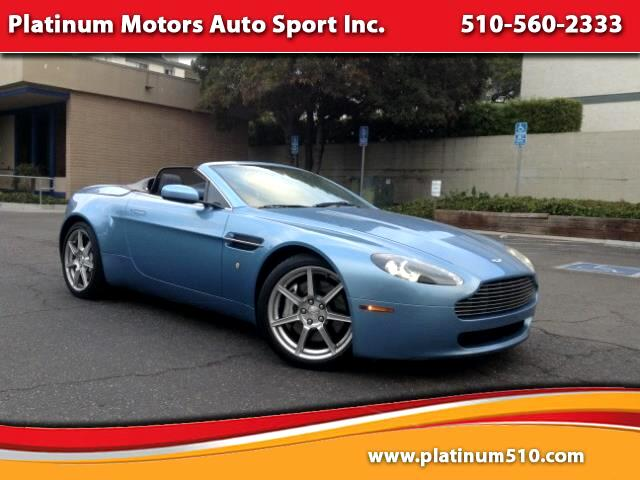 2008 Aston Martin V8 Vantage ~ L@@K ~ Immaculate Condition ~ Carfax Certified ~