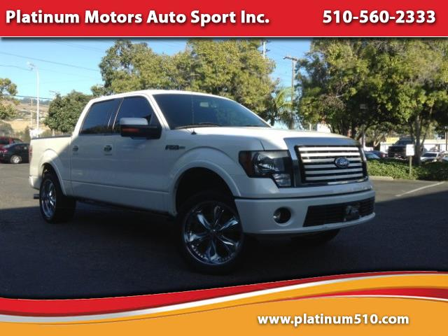 2011 Ford F-150 Lariat Limited Crew Cab