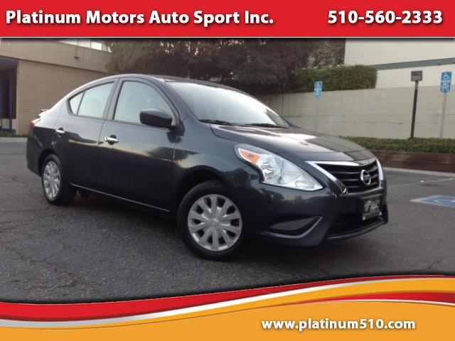 2016 Nissan Versa SV ~ L@@K ~ We Finance ~ 1 CA Owner ~ Call Or Text