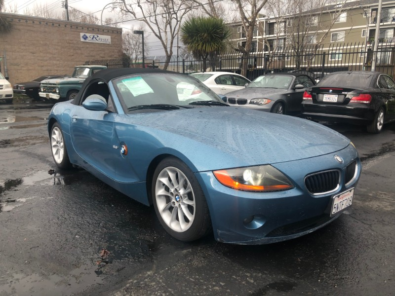 BMW Z4 2dr Roadster 2.5i 2003