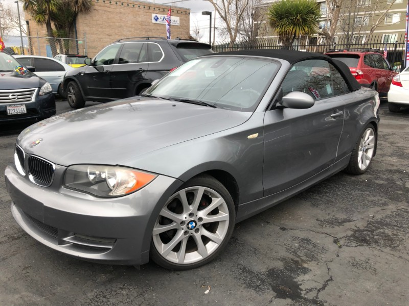 2009 BMW 1-Series 128i Convertible
