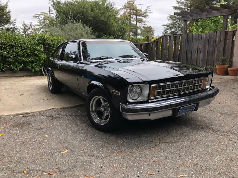 Chevrolet Nova Hatchback 1978