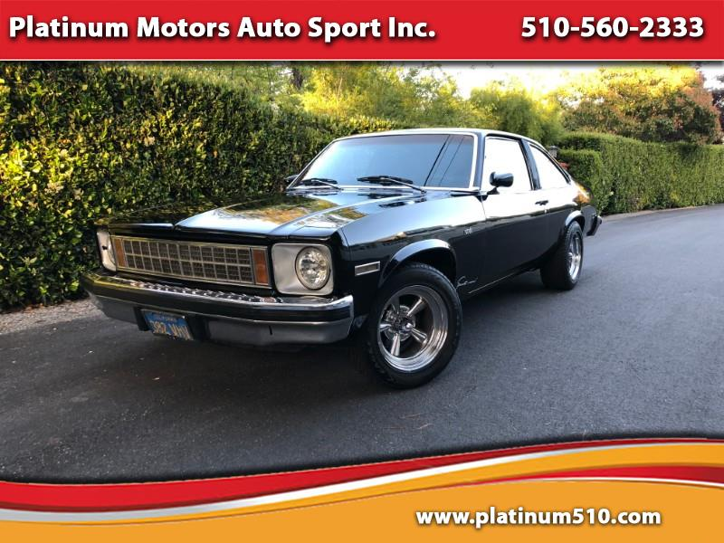 1978 Chevrolet Nova Hatchback