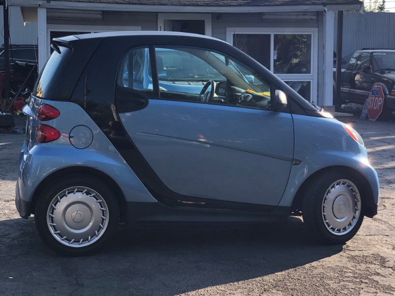 smart Fortwo Passion 2013