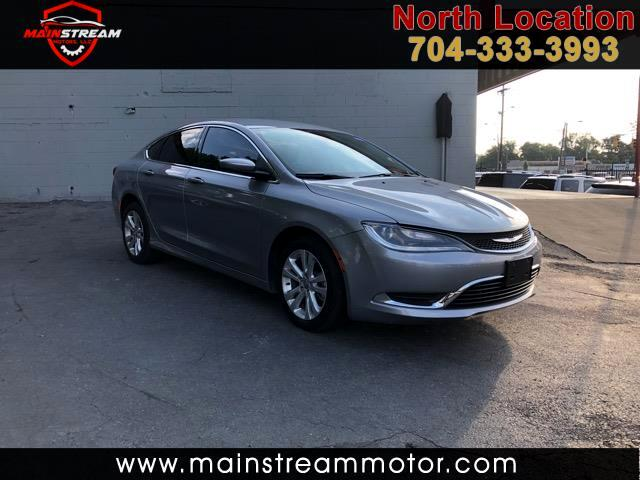 2017 Chrysler 200 Limited Platinum