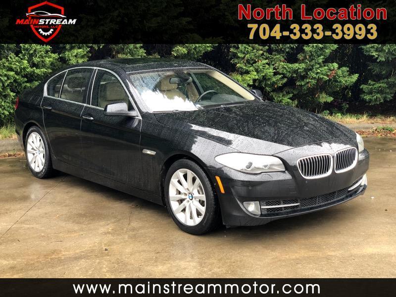 2013 BMW 5-Series 528i