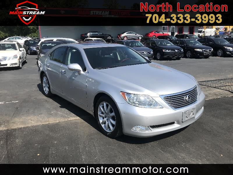 2008 Lexus LS 460 Luxury Sedan
