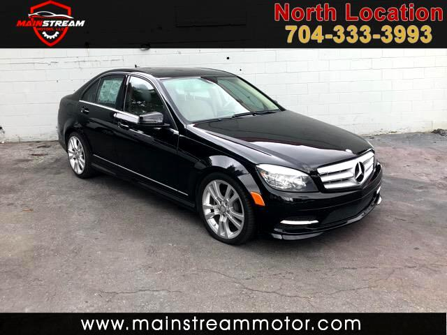2011 Mercedes-Benz C-Class 4dr Sdn C300 Luxury RWD