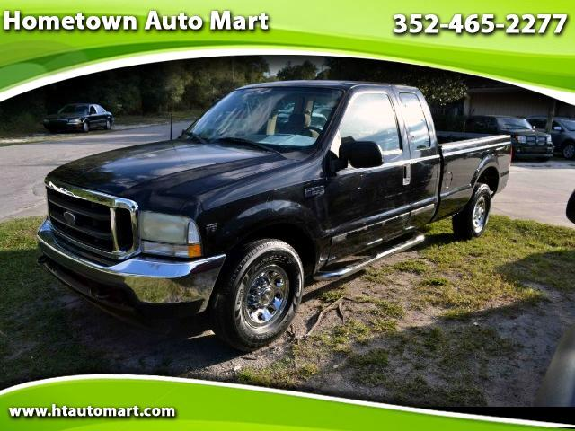2002 Ford F-250 SD XL SuperCab 2WD