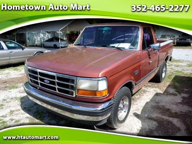1994 Ford F-150 S Reg. Cab Short Bed 2WD