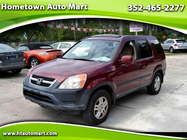 2003 Honda CR-V ex 2wd at