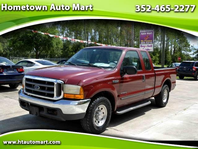 1999 Ford F-250 SD XLT SuperCab 2WD