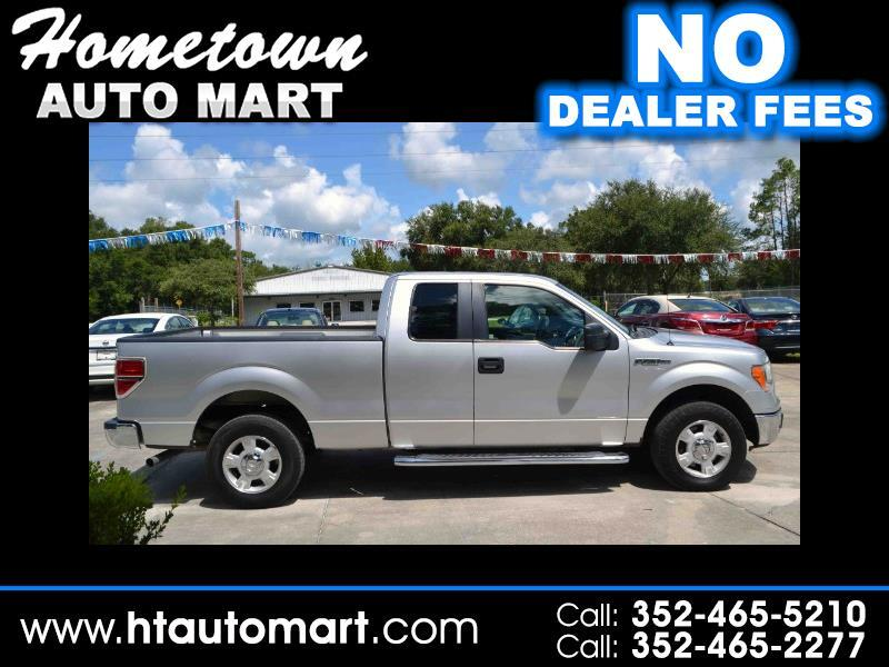 Ford F-150 STX SuperCab 6.5-ft. Bed 2WD 2011