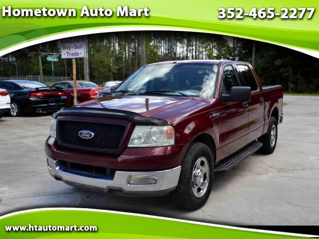 2004 Ford F-150 XLT SuperCrew 2WD