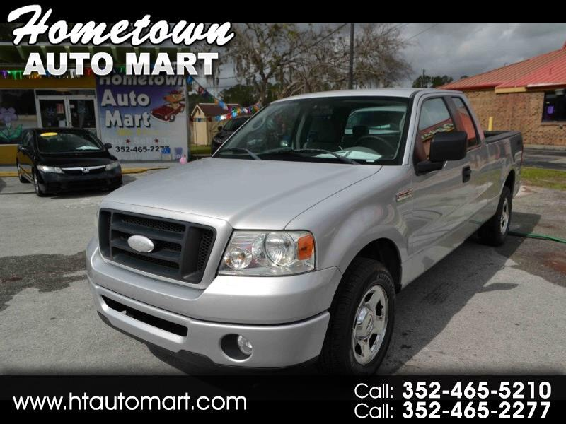 2006 Ford F-150 STX SuperCab 5.5-ft Box 2WD