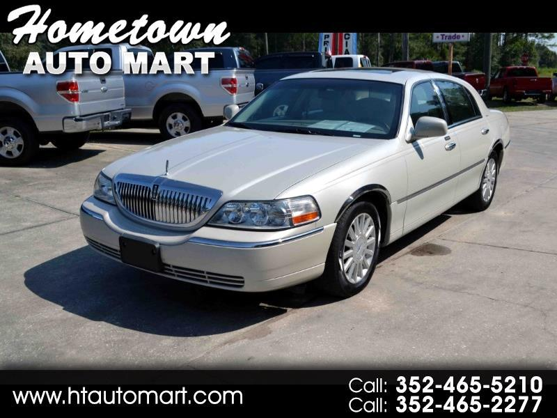 2004 Lincoln Town Car Ultimate