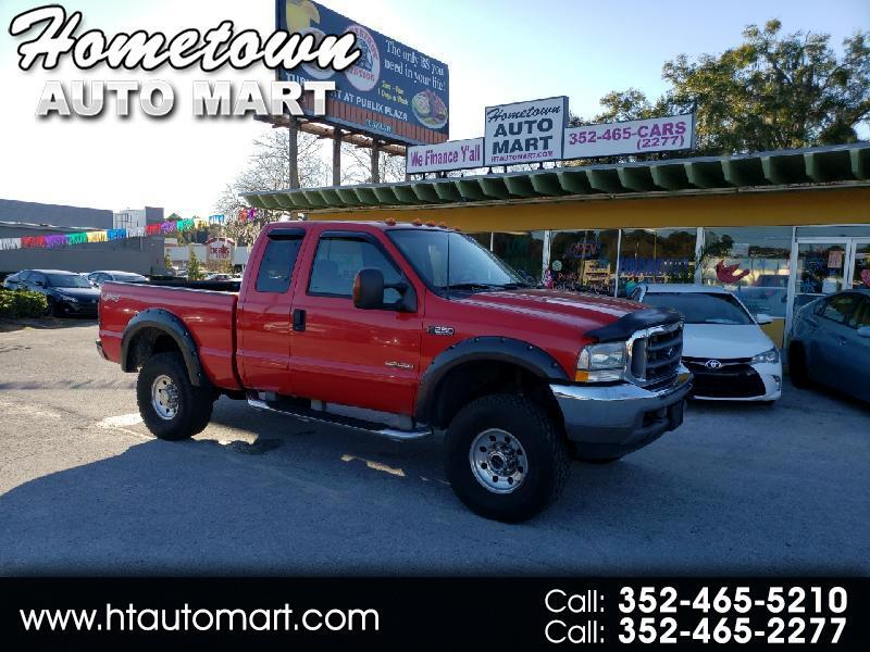 Ford F-250 SD XLT SuperCab 4WD 2003