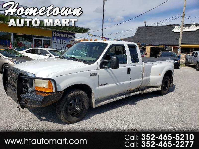 Ford F-350 SD XLT SuperCab 2WD DRW 2000
