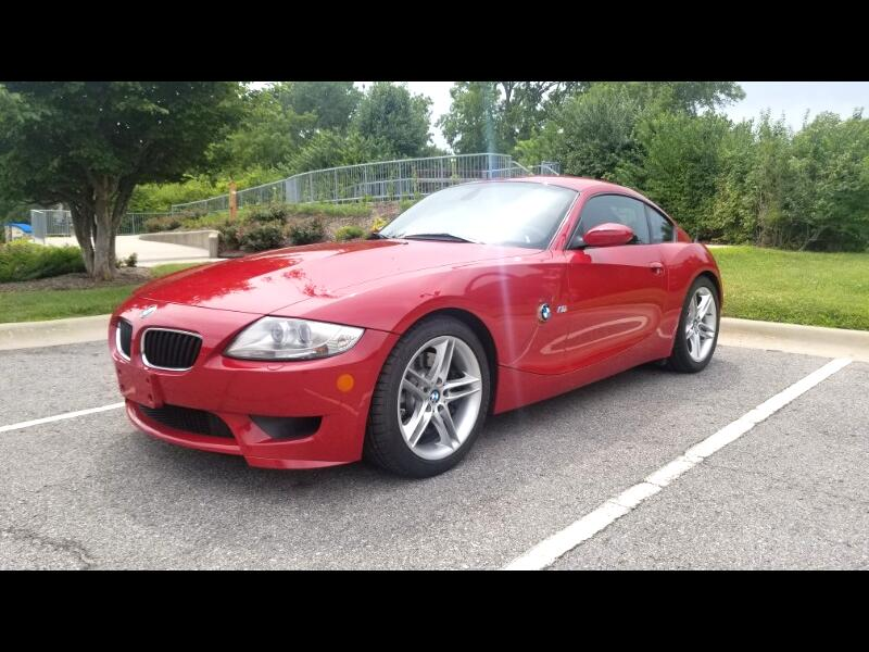 BMW Z4 M Coupe 2008