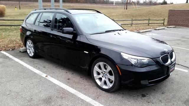 BMW 5 Series 535xi 2008