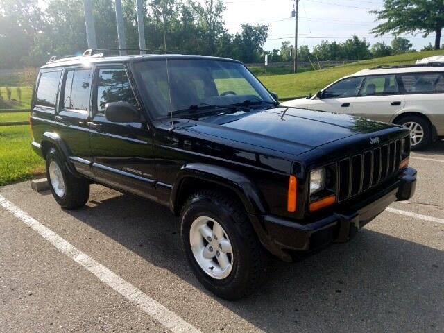 2000 Jeep Cherokee 4-Door 4WD