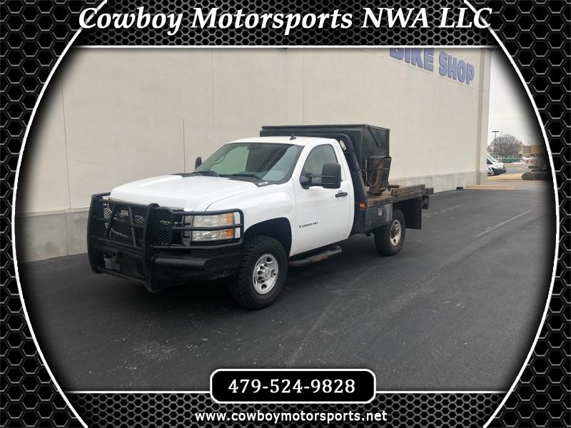 2009 Chevrolet Silverado 2500HD HEAVY DUTY